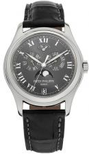 Complicated Watches Platinum Annual Calendar Automatic