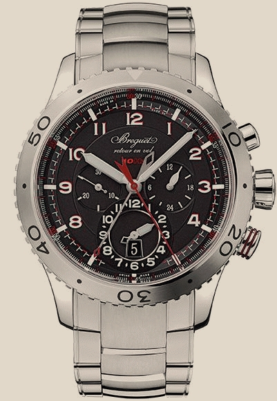 Type XX / Type XXI 3880 GMT Flyback Chronograph