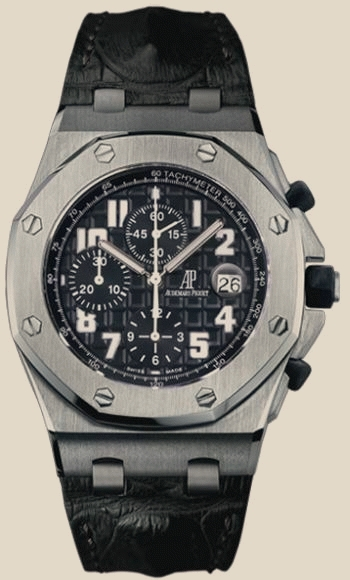 Royal Oak Offshore Chronograph Steel