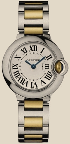 Ballon Bleu de Cartier Small Steel
