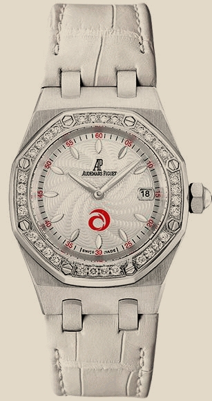 Royal Oak Lady Quartz ALINGHI