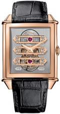 Haute Horlogerie Vintage 1945 Triple Bridge Tourbillon