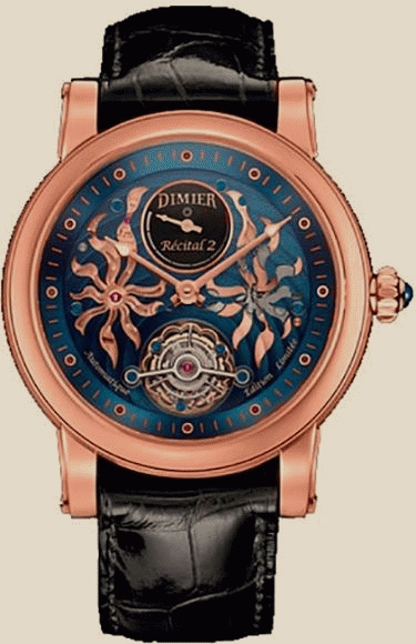 Dimier Recital 7-Day Tourbillon