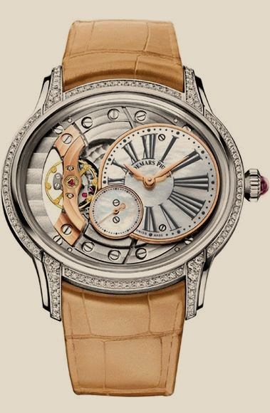 Millenary Small Seconds Hand-Wound