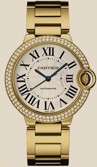 Ballon Bleu de Cartier Automatic 36 mm