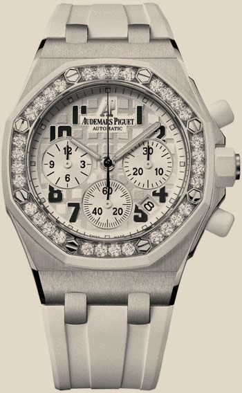 Ladies Royal Oak Offshore Offshore Chronograph