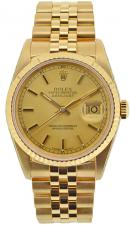 Datejust 36mm Yellow Gold