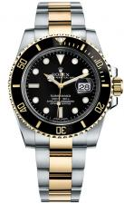 Submariner Date 40mm Steel and Yellow Gold