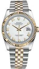 Datejust  36 mm, yellow gold