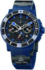 Marine Voyage Bleu Chronograph Limited Edition