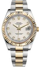 Datejust Steel and Yellow Gold