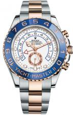 Yacht-Master II 44 mm, steel and Everose gold