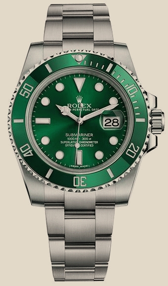 Submariner  Date 40mm Steel Ceramic