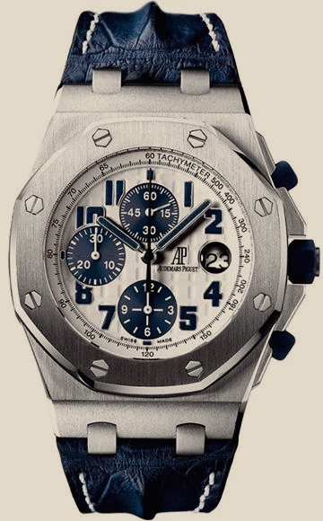 Royal Oak Offshore  Navy Chronograph
