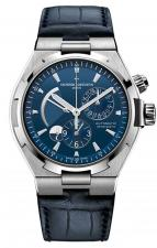 Overseas Ultramarine Blue Dual Time Limited Edition
