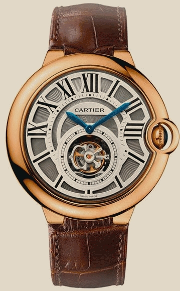 Ballon Bleu de Cartier Tourbillon