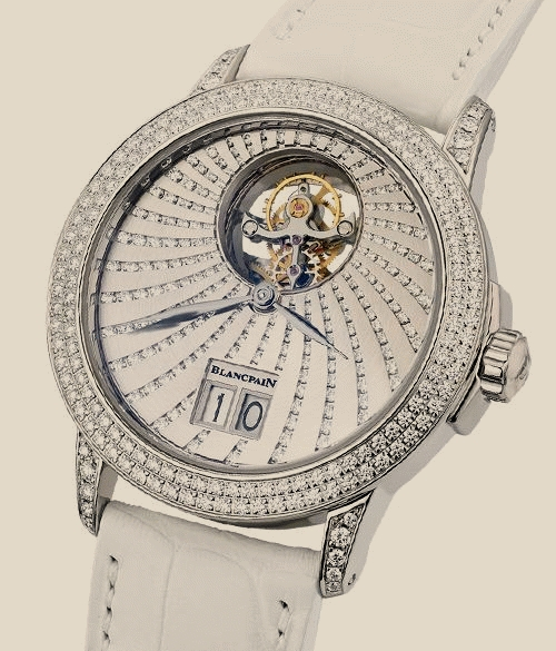 Women Tourbillon Octopus