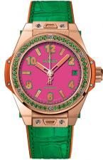 Big Bang Pop Art King Gold Apple 39mm