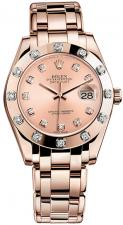 Datejust Special Edition Datejust 34mm Everose Gold