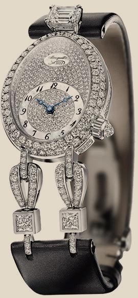 High Jewellery watches. Le Petit Trianon