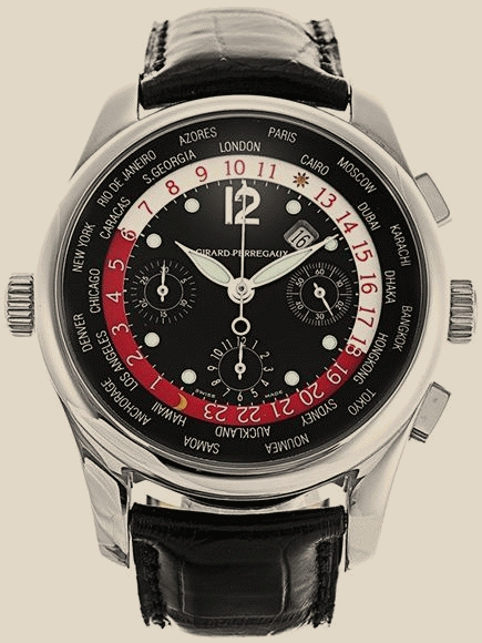 WW.TC Chronograph
