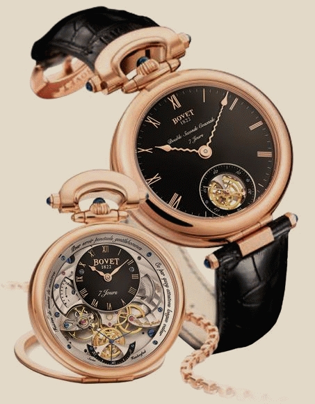 Amadeo Fleurier Complications