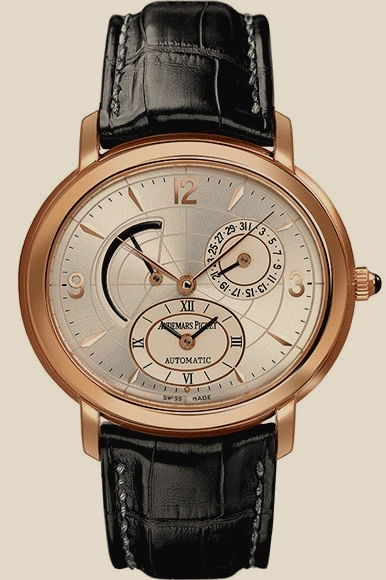 Millenary Dual Time Power Reserve