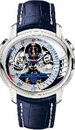 Millenary Maserati MC12 Tourbillon Chronograph