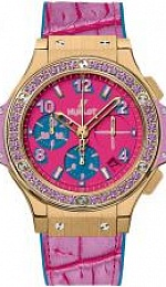 Big Bang Pop Art Yellow Gold Purple
