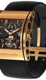 27 Haute Horlogerie X-Ray Rose Gold