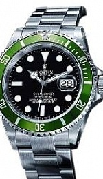 Submariner date 50th