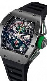 Watches Roberto Mancini Automatic Flyback Chronograph