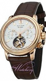 LEMAN TOURBILLON CHRONOGRAPH