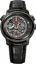 Carbon One Tourbillon Chronograph