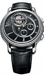 Tourbillon Chronograph Platinum