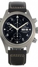 Pillot`s Watches Classic Double Chronograph
