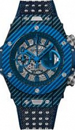Big Bang Unico Italia Independent Blue Limited Edition