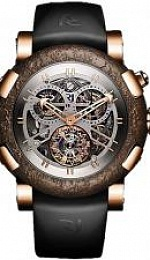 Titanic-DNA  Chronograph Tourbillon