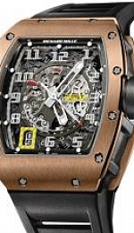 Watches RM 030 Automatic with Declutchable Rotor