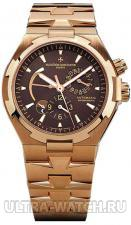 Overseas Dual Time Men's Watch