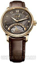 Jours Retrogrades Mens Wristwatch