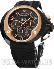 Complication Chronograph Cobra Large Date Automatic