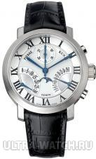 36 Complication Chronograph Retrograde Seconds and Date Moon