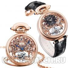 Amadeo Fleurier Grand Complications 7-Day Tourbillon with Reversed Hand-Fitting