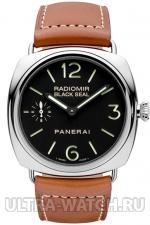Radiomir BLACK SEAL ACCIAIO LIMITED EDITION