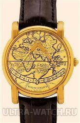 Gerard Mercator Double Retrograde