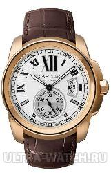 Calibre de Cartier Red Gold