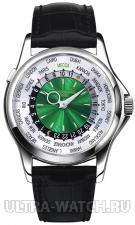 Complicated Watches Special Platinum Mecca World Edition Timer