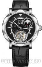 Watches. MasterGraff Grand Date Dual Time Tourbillon 43mm