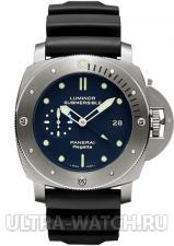 Luminor Submersible 1950 Regatta 3 Days GTM Automatic Titanio - 47mm